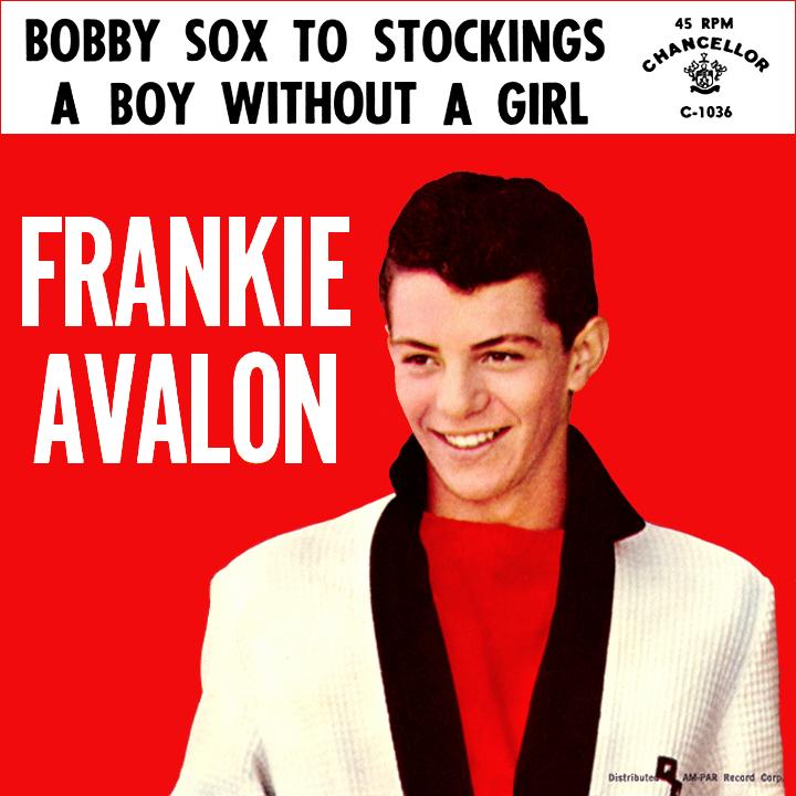bobby sox to stockings - frankie avalon - 1959 - YouTube