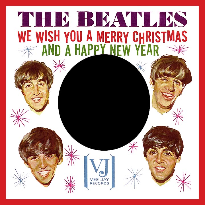 Beatles A Happy Crimble And A Very New Year