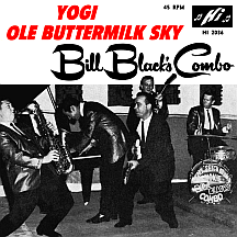 Bill Blacks Combo Jack Ross Con Orquesta Y Coro Twist Her My Girl Josephine Happy Jose Sweet Georgia