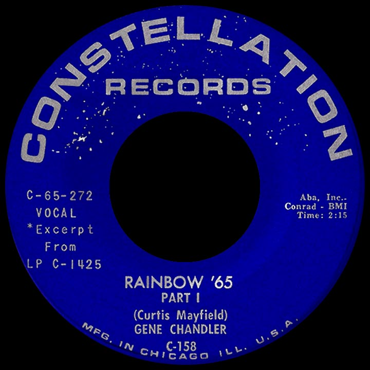Gene Chandler Tear For Tear
