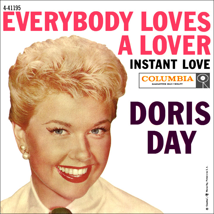 Doris Day Move Over Darling Twinkle Lullaby