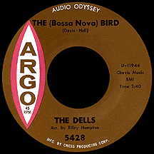 The Dells - Nadine / Open Up My Heart