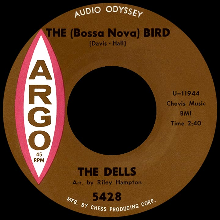 Dells, The - O-O, I Love You/ There Is