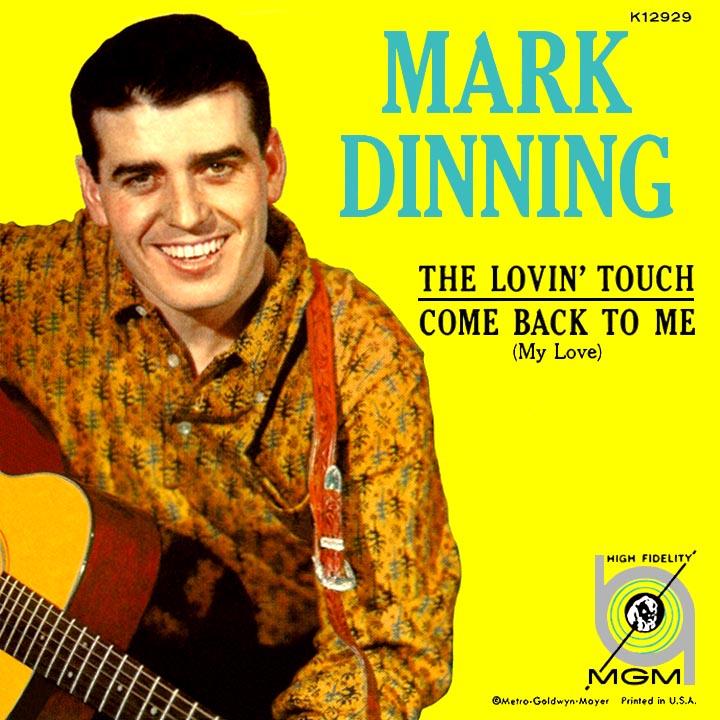 Mark Dinning Way Back Attack Mark Dinning