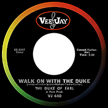 Walk On with the Duke