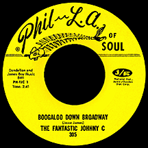Boogaloo Down Broadway