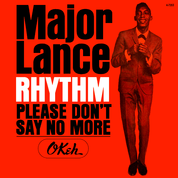 Major Lance Everybody Loves A Good Time