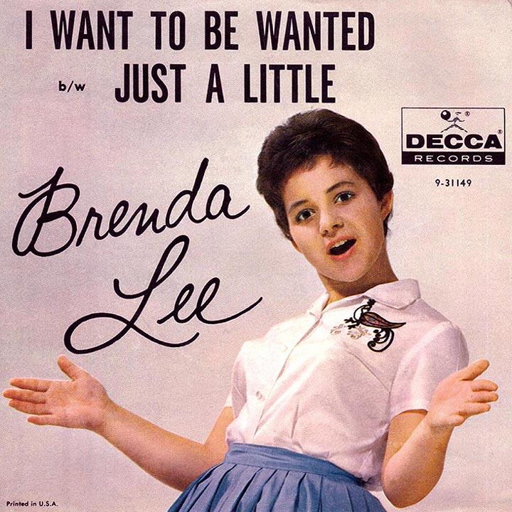 Brenda Lee - Fool #1
