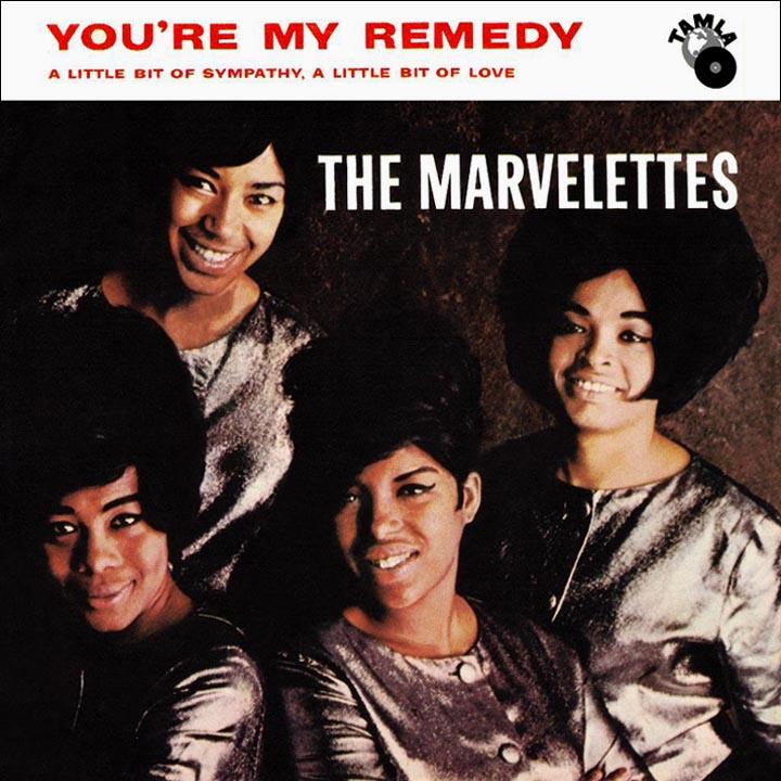 The Marvelettes Way Back Attack