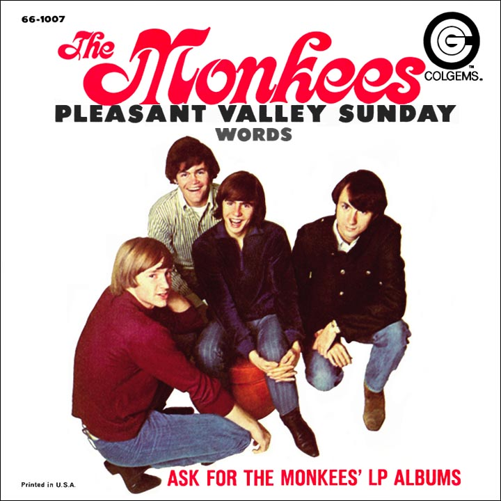 Way Back Attack - The Monkees