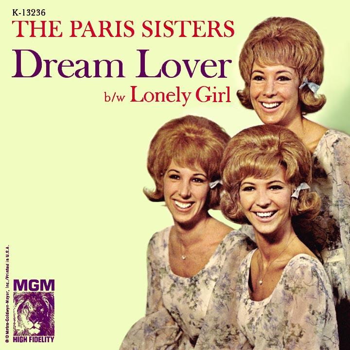 Afbeeldingsresultaat voor The Paris Sisters