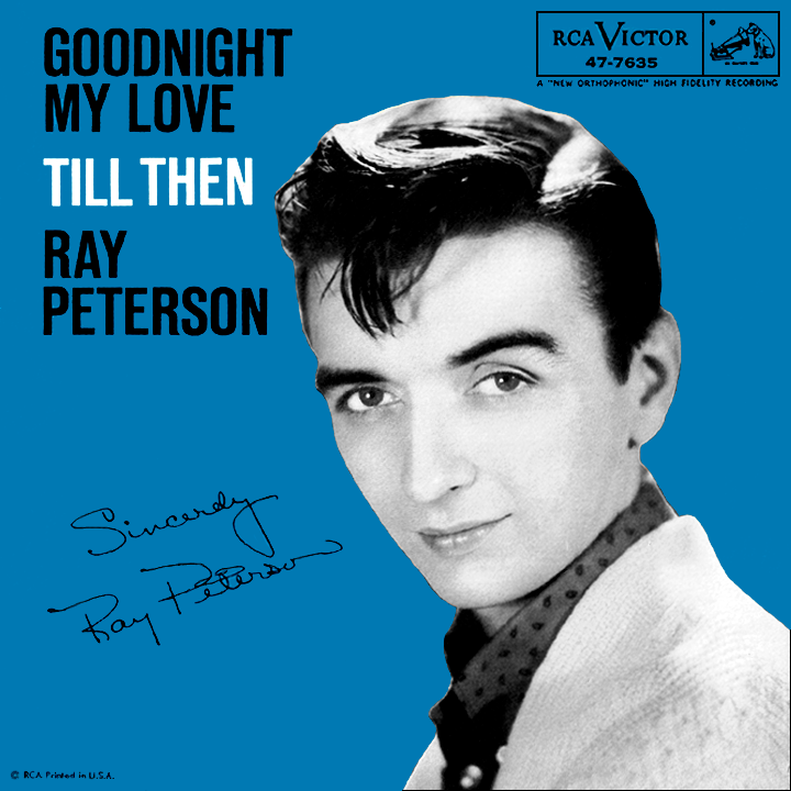 Ray Peterson Way Back Attack Ray Peterson