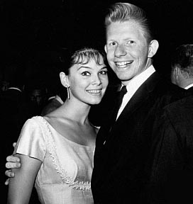 Image result for jimmy boyd and yvonne craig
