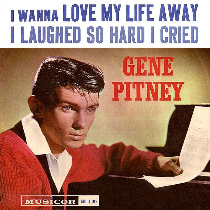 Gene Pitney It Hurts To Be In Love