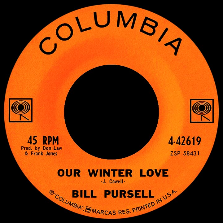 Bill Pursell A Wound Time Cant Erase Our Winter Love