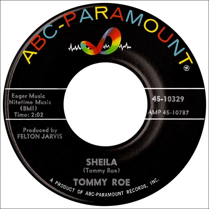Tommy Roe - Susie Darlin'