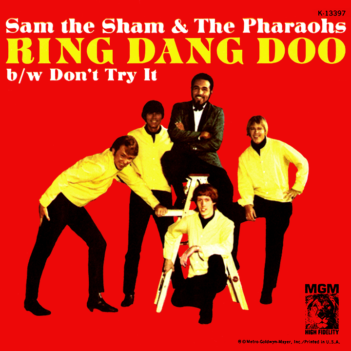 Sam The Sham and The Pharaohs Sam The Sham And The Pharaohs How Do You Catch A Girl - The Love You Left Behind