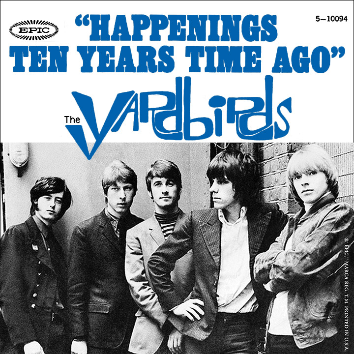 The Yardbirds - Yardmerizing, Birdmerizing