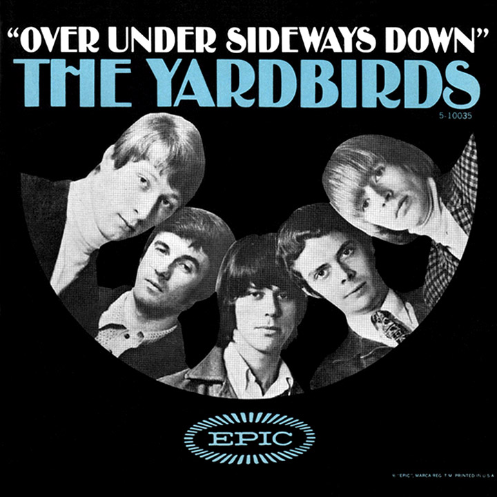 Yardbirds Ha Ha Said The Clown