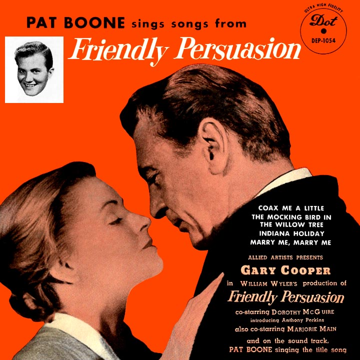 pat boone way back attack