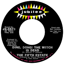 Ding, Dong! The Witch is Dead