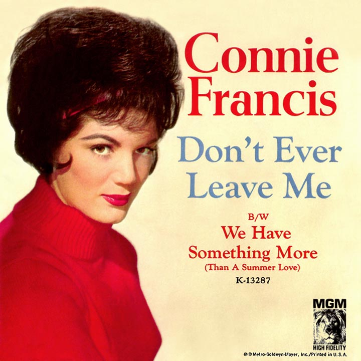 Connie Francis Way Back Attack