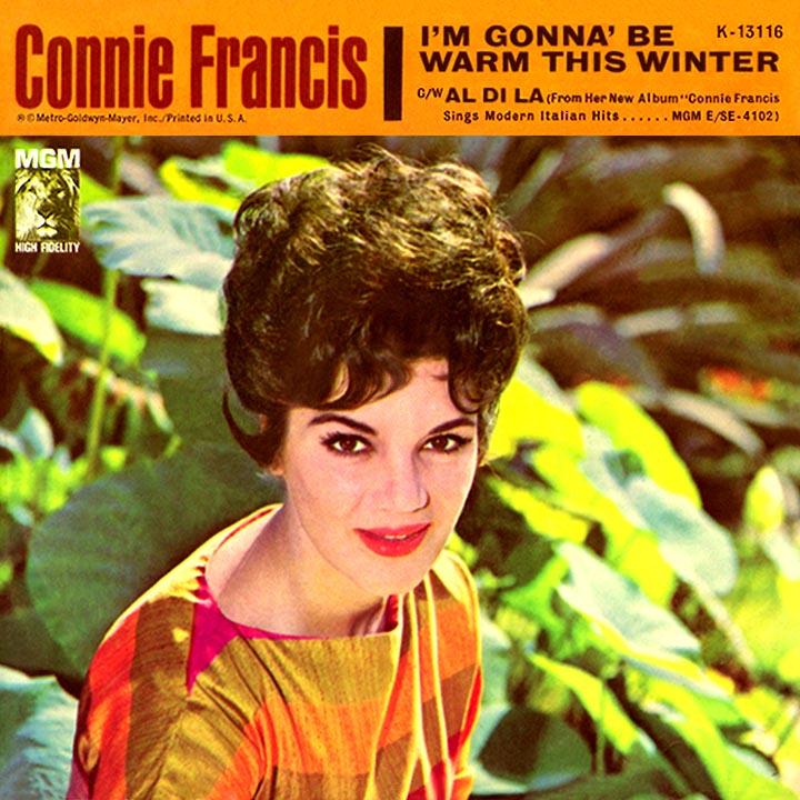 Connie Francis music