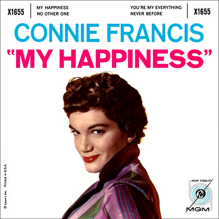 Way Back Attack Connie Francis