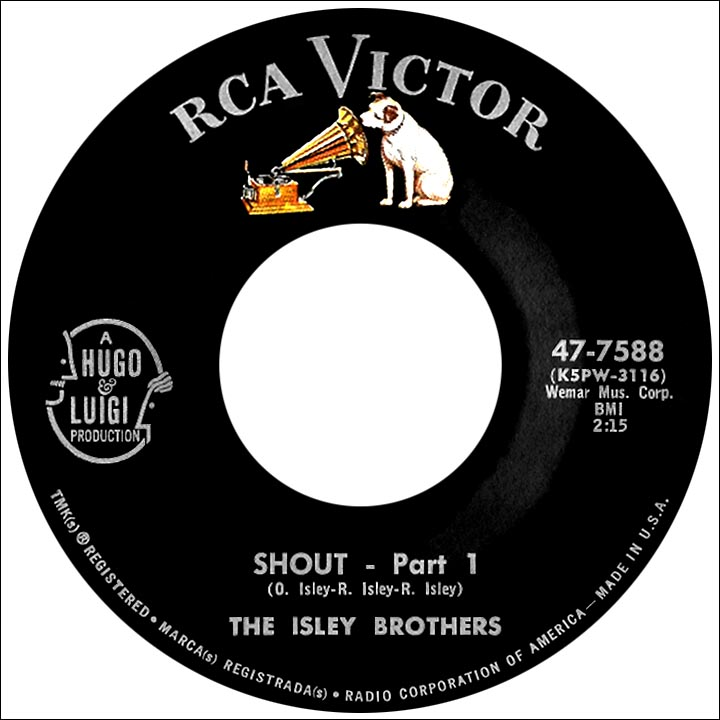 The Isley Brothers | Way Back Attack