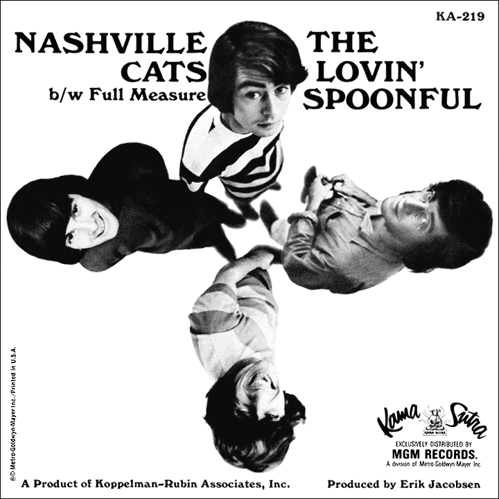 The Lovin Spoonful Way Back Attack