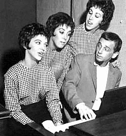 The Paris Sisters and Phil Spector