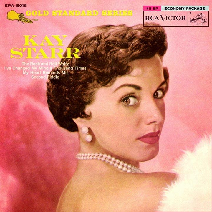 Kay Starr Jamie Boy- The Things I Never Had