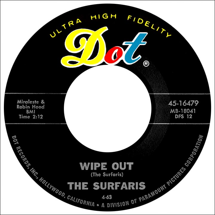 Top 100 Surf Songs 1958-1969 | Way Back Attack