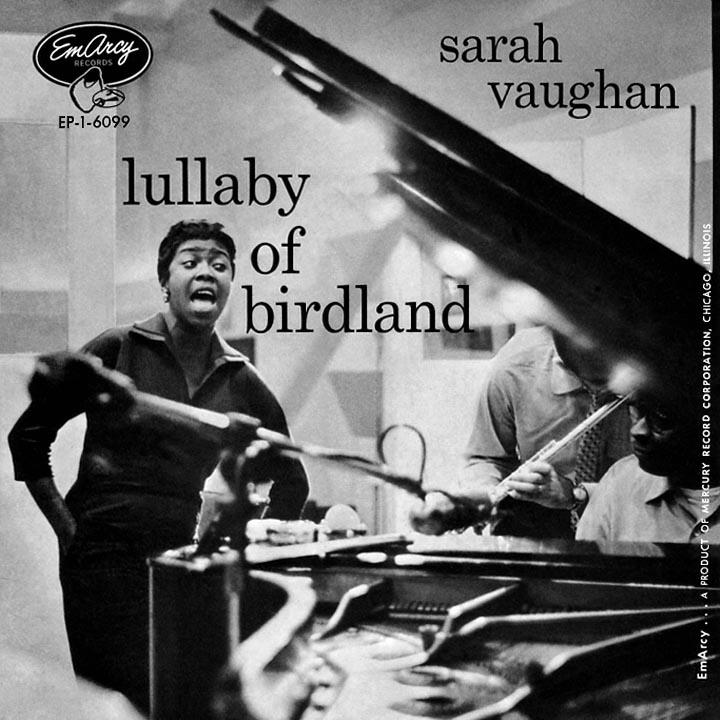 Way Back Attack Sarah Vaughan
