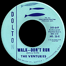 Walk - Don't Run