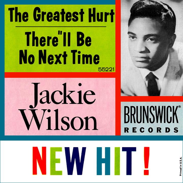 Jackie Wilson Squeeze Her Tease Her But Love Her Give Me Back My Heart