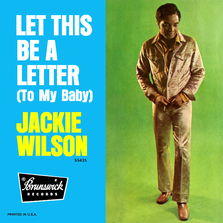 Jackie Wilson | Way Back Attack