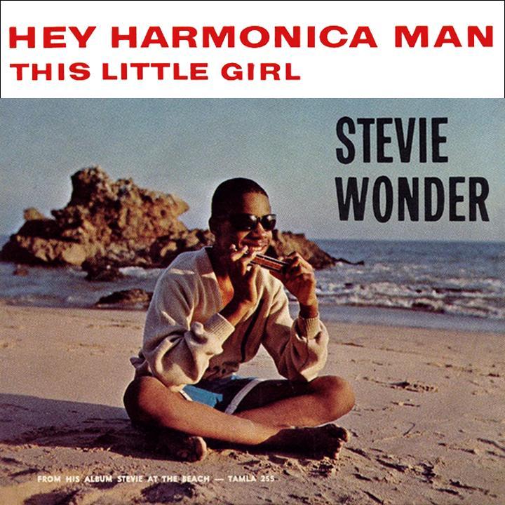 Stevie Wonder Travlin Man